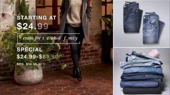 Macy's TV Spot, 'Stock up for Spring: Blazers, Sheets & Denim' - Thumbnail 6