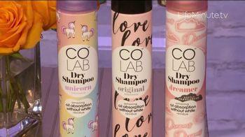LifeMinute TV TV Spot, 'Co Lab Dry Shampoo'