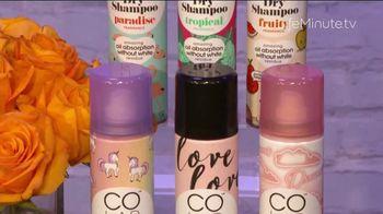 LifeMinute TV TV Spot, 'Co Lab Dry Shampoo' - Thumbnail 4