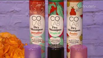 LifeMinute TV TV Spot, 'Co Lab Dry Shampoo' - Thumbnail 5