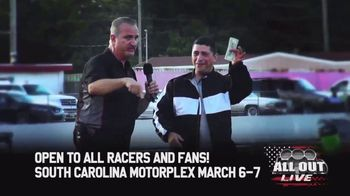 All Out Live TV Spot, '2020 South Carolina Motorplex' - Thumbnail 3