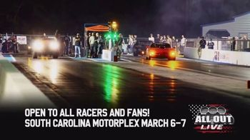 All Out Live TV Spot, '2020 South Carolina Motorplex' - Thumbnail 4