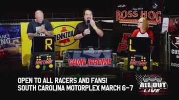 All Out Live TV Spot, '2020 South Carolina Motorplex' - Thumbnail 5