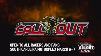 All Out Live TV Spot, '2020 South Carolina Motorplex' - Thumbnail 6
