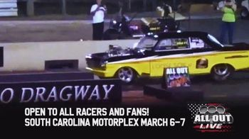 All Out Live TV Spot, '2020 South Carolina Motorplex' - Thumbnail 7