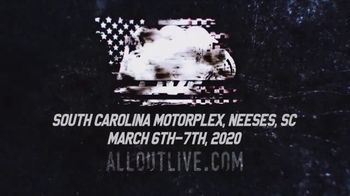 All Out Live TV Spot, '2020 South Carolina Motorplex' - Thumbnail 8