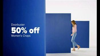 Belk Anniversary Sale TV Spot, 'Chaps, Shoes and Handbags' - Thumbnail 4