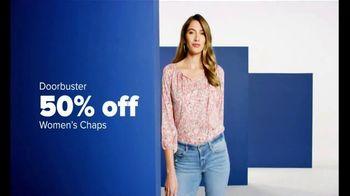 Belk Anniversary Sale TV Spot, 'Chaps, Shoes and Handbags' - Thumbnail 5
