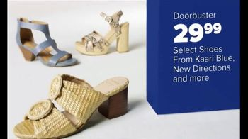 Belk Anniversary Sale TV Spot, 'Chaps, Shoes and Handbags' - Thumbnail 6