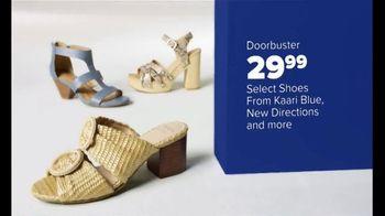 Belk Anniversary Sale TV Spot, 'Chaps, Shoes and Handbags' - Thumbnail 7