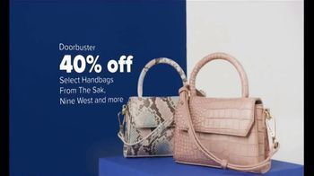 Belk Anniversary Sale TV Spot, 'Chaps, Shoes and Handbags' - Thumbnail 8