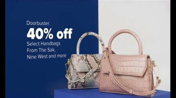 Belk Anniversary Sale TV Spot, 'Chaps, Shoes and Handbags'