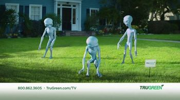 TruGreen TV Spot, 'Aliens: 50 Percent Off First Service'