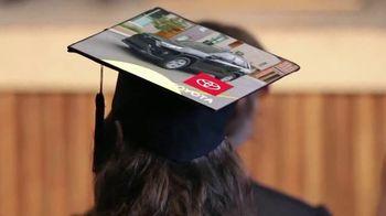 Toyota College Grad Rebate TV Spot, 'It's Graduation Time' [T2] - Thumbnail 4