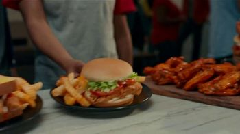 Zaxby's TV Spot, 'He Brings Chicken' - Thumbnail 7
