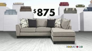 Rooms to Go Anniversary Sofa Sale TV Spot, 'Every Sofa' Song by Junior Senior - Thumbnail 8