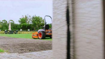 Kubota Z400 Mower TV Spot, 'Your Lawn Deserves It' - Thumbnail 1