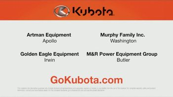 Kubota Z400 Mower TV Spot, 'Your Lawn Deserves It' - Thumbnail 10