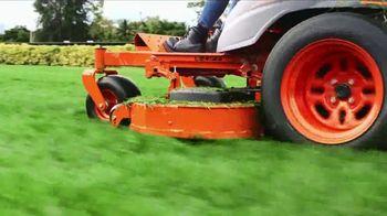 Kubota Z400 Mower TV Spot, 'Your Lawn Deserves It' - Thumbnail 4