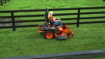 Kubota Z400 Mower TV Spot, 'Your Lawn Deserves It' - Thumbnail 6