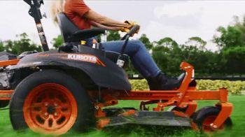 Kubota Z400 Mower TV Spot, 'Your Lawn Deserves It' - Thumbnail 7