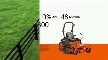 Kubota Z400 Mower TV Spot, 'Your Lawn Deserves It' - Thumbnail 8
