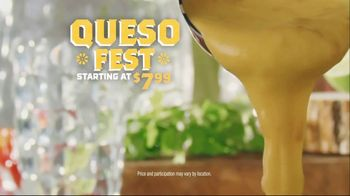 On The Border Mexican Grill and Cantina Queso Fest TV Spot, 'For the Queso Lovers'