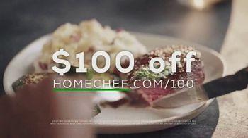 Home Chef TV Spot, 'Culinary Cheat Sheet: $100 Off' - Thumbnail 8