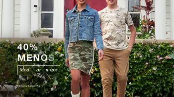 Macy's TV Spot, 'Primavera: 25 por ciento menos extra' [Spanish] - Thumbnail 5