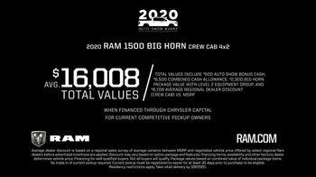 Ram Trucks 2020 Auto Show Event TV Spot, 'Built to Serve' [T2] - Thumbnail 2