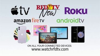 RFD TV NOW TV Spot, 'Watch Anywhere'