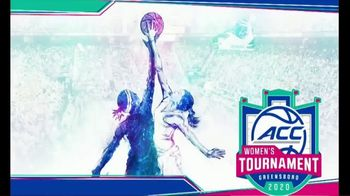 Atlantic Coast Conference TV Spot, '2020 Women's Basketball Tournament' Song by Simon Brown - Thumbnail 1