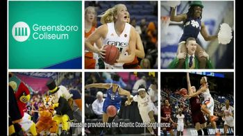 Atlantic Coast Conference TV Spot, '2020 Women's Basketball Tournament' Song by Simon Brown - Thumbnail 5