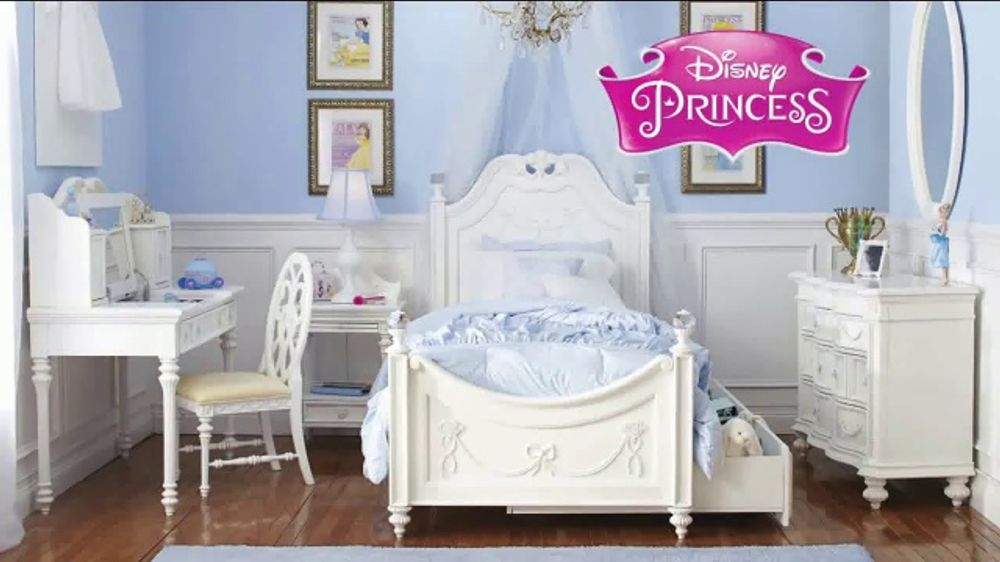 Rooms To Go Kids Anniversary Sale Tv Commercial Disney Princess Bedroom Song By Junior Senior Ispot Tv