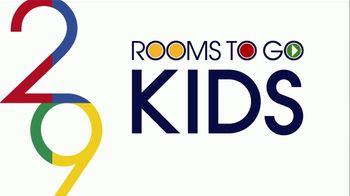 Rooms to Go Kids Anniversary Sale TV Spot, 'Disney Princess Bedroom' Song by Junior Senior - Thumbnail 1