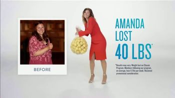 Jenny Craig My Rapid Results TV Spot, 'Custom Fit'
