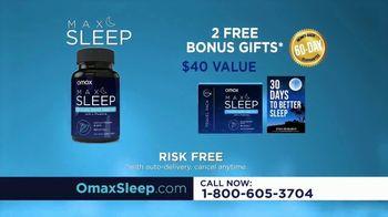 Omax Health Max Sleep TV Spot, 'Sleep Problems' - Thumbnail 10