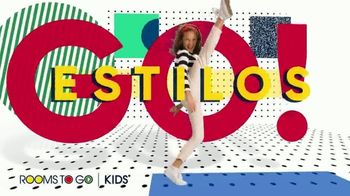 Rooms to Go Kids Venta de Aniversario TV Spot, 'Camas para niños: literas y lofts' [Spanish] - Thumbnail 1