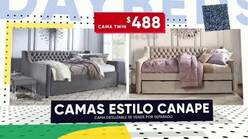 Rooms to Go Kids Venta de Aniversario TV Spot, 'Camas para niños: literas y lofts' [Spanish] - Thumbnail 5