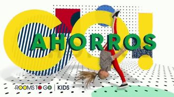Rooms to Go Kids Venta de Aniversario TV Spot, 'Camas para niños: literas y lofts' [Spanish] - Thumbnail 6