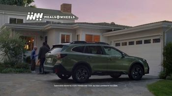 Subaru Share the Love Event TV Spot, 'Holiday Meals' [T1] - Thumbnail 9