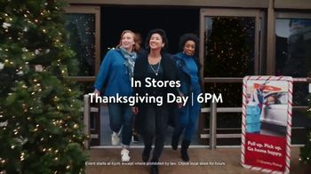 Walmart TV Spot, 'Black Friday: Place to Shop' Song by Lizzo