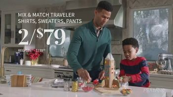 JoS. A. Bank Business Casual Specials TV Spot, 'Shirts, Sweaters, Pants and Sportcoats' - Thumbnail 3