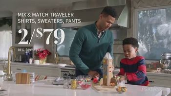 JoS. A. Bank Business Casual Specials TV Spot, 'Shirts, Sweaters, Pants and Sportcoats' - Thumbnail 4