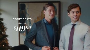 Men\'s Wearhouse TV Spot, \'Holidays: Great Look\'