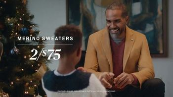 Men's Wearhouse TV Spot, 'Holidays: Great Look' - Thumbnail 6