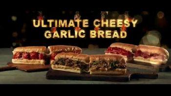 Subway Ultimate Cheesy Garlic Bread Collection TV Spot, '¡Nuevo Ultimate Steak!' [Spanish] - Thumbnail 4