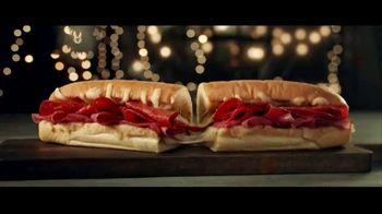 Subway Ultimate Cheesy Garlic Bread Collection TV Spot, '¡Nuevo Ultimate Steak!' [Spanish] - Thumbnail 6