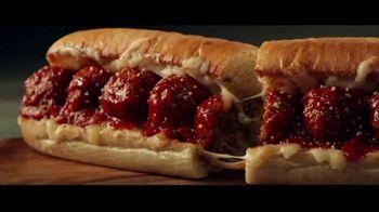 Subway Ultimate Cheesy Garlic Bread Collection TV Spot, '¡Nuevo Ultimate Steak!' [Spanish] - Thumbnail 7