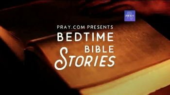 Pray Inc TV Spot, 'Bedtime Bible Stories: Get Tucked In'